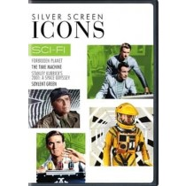 SILVER SCREEN ICONS-SCI-FI (DVD/4FE)
