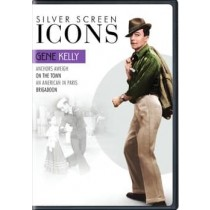 SILVER SCREEN ICONS-GENE KELLY (DVD/4FE)