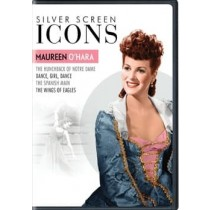 SILVER SCREEN ICONS-MAUREEN OHARA (DVD/4FE)