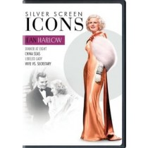 SILVER SCREEN ICONS-JEAN HARLOW (DVD/4FE)