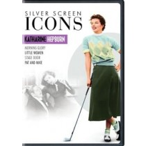 SILVER SCREEN ICONS-KATHARINE HEPBURN (DVD/4FE)