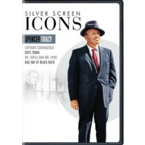 SILVER SCREEN ICONS-SPENCER TRACY (DVD/4FE)