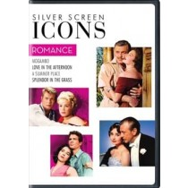SILVER SCREEN ICONS-ROMANCE (DVD/4FE)