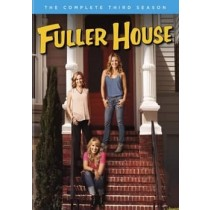 FULLER HOUSE-COMPLETE 3RD SEASON (DVD 3 DISC 18 EPISODES)