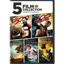 5-Film Collection: Swords & Sandals
