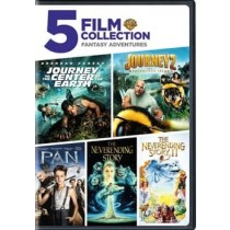 5 FILM COLLECTION-FANTASY ADVENTURES (DVD/3 DISC)