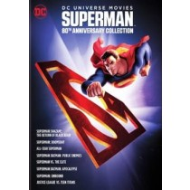 DC Universe Movies Superman 80th Anniversary Collection