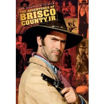 ADVENTURES OF BRISCO COUNTY JR-COMPLETE SERIES (DVD 8 DISC P&S)