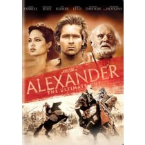 ALEXANDER-DIRECTORS CUT-W GOLF BOOK (DVD P&S)-NLA