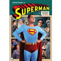 ADVENTURES OF SUPERMAN-SEASONS 5 & 6 (DVD 5 DISC P&S-1.33 FR-SP SUB)-NLA