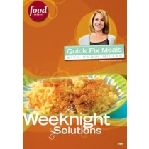 ROBIN MILLER-WEEKNIGHT SOLUTIONS (DVD)-NLA !