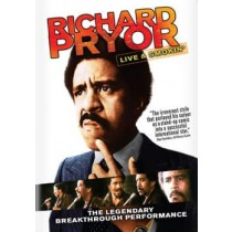 PRYOR RICHARD-LIVE & SMOKIN (DVD WS)