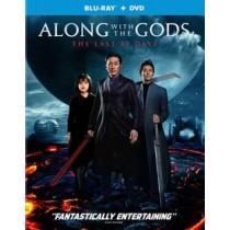 ALONG WITH THE GODS-THE LAST 49 DAYS(BLU-RAY DVD COMBO)
