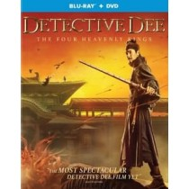 DETECTIVE DEE-THE FOUR HEAVENLY KINGS (BLU-RAY DVD COMBO)