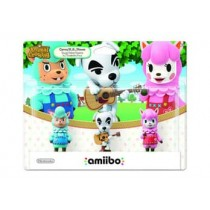 ANIMAL CROSSING SERIES 3-PACK-NLA