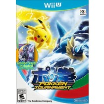 Pokken Tournament (software only)