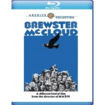 MOD-BREWSTER MCCLOUD (BLU-RAY NON-RETURNABLE 1970)