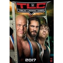 WWE-TLC-TABLES LADDERS & CHAIRS 2017 (DVD)