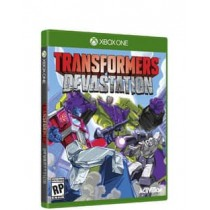 TRANSFORMERS:DEVASTATION