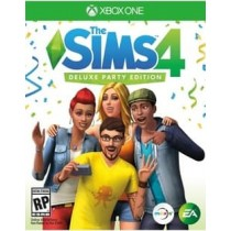 SIMS 4 DELUXE PARTY EDITION