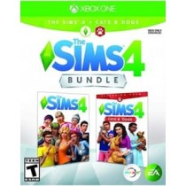 SIMS 4 + SIMS 4 CATS & DOGS BUNDLE