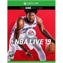 NBA LIVE 19 THE ONE EDITION-NLA
