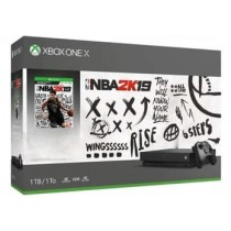 XB1 X HARDWARE W NBA2K19