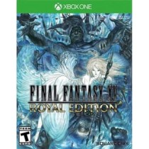 FINAL FANTASY XV ROYAL EDITION (BASE GAME IN BOX EXTRAS VIA DOWNLOAD)