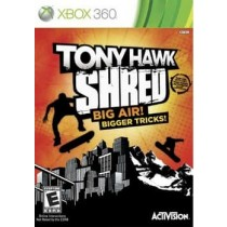 TONY HAWK:SHRED (SW ONLY)(BOARD REQUIRED TO PLAY)