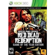 RED DEAD REDEMPTION GAME OF THE YEAR(COMPATIBLE WITH XB3 & XB1)