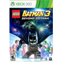 LEGO BATMAN 3:BEYOND GOTHAM