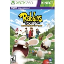 RABBIDS INVASION (REQUIRES KINECT)