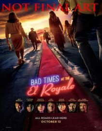 BAD TIMES AT THE EL ROYALE (4K-UHD BLU-RAY DHD 2 DISCS)